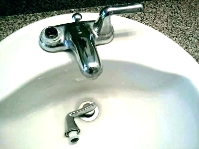 How To Remove Moen Bathroom Faucet Handle No More Leaks Faucet Post